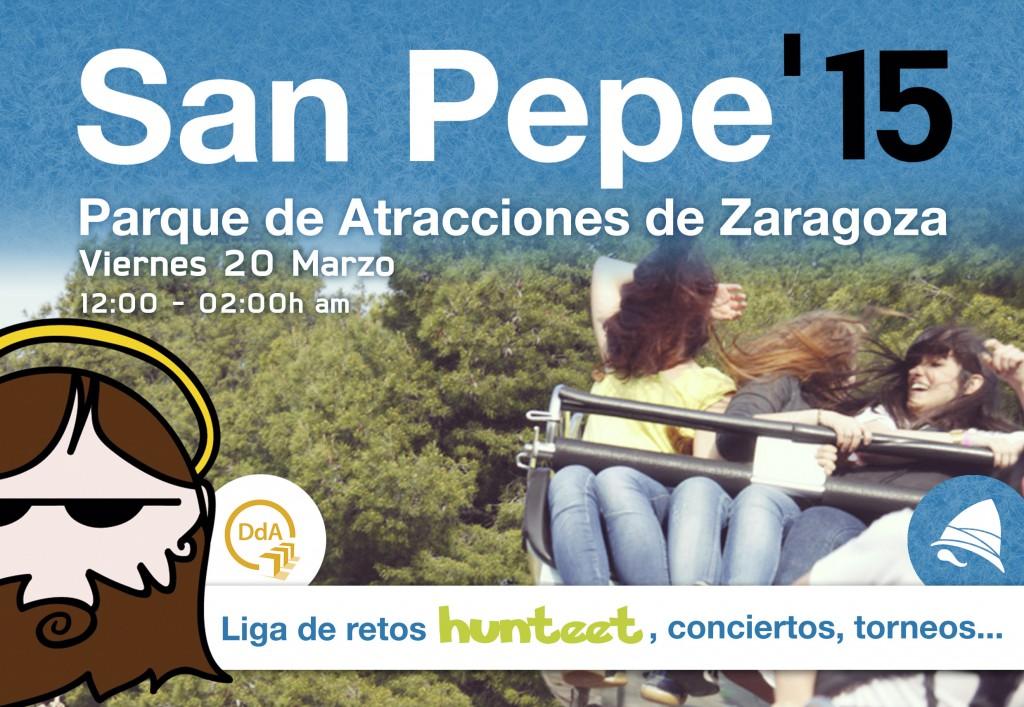 Anuncio de San Pepe 2015
