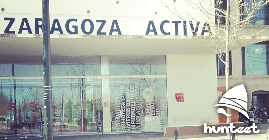 Hunteet se traslada a Zaragoza Activa