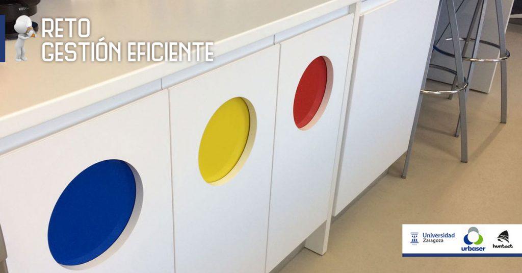 Reto Gestión eficiente - Urbaser - Universidad de Zaragoza