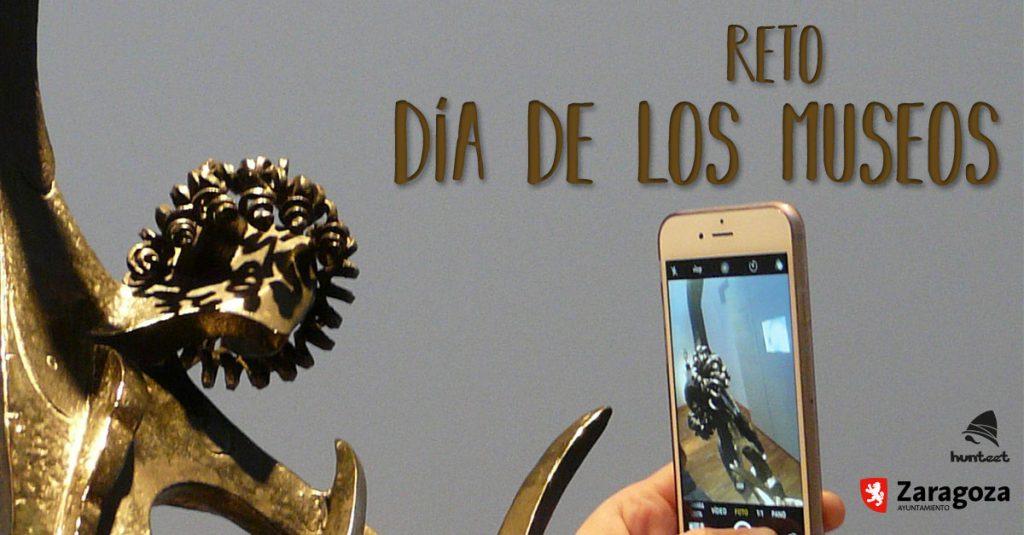 Reto Día de los museos en Hunteet, descárgate la app, participa y gana premios gratis