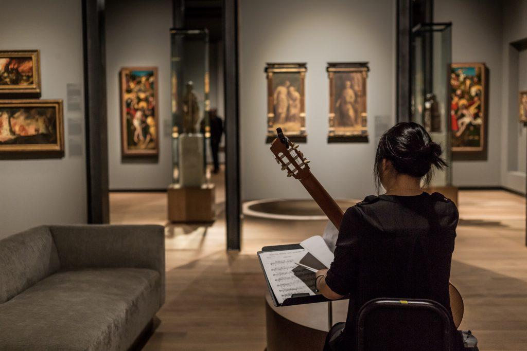 El Día Internacional del Museo se celebra con actividades culturales, música, y sobre todo en el museo