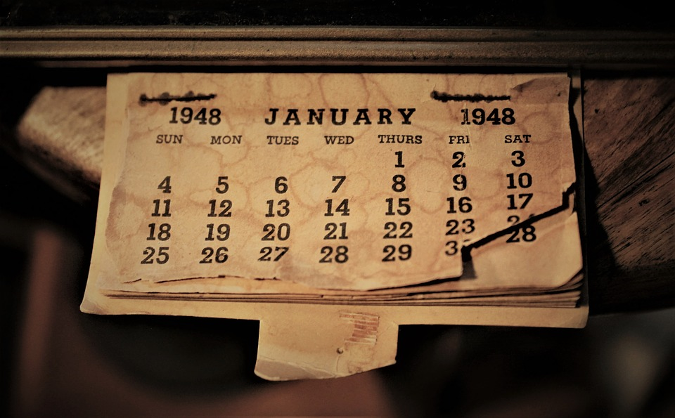 Hubo también un martes 13 en enero de 1948, ¿qué debió pasar entonces?