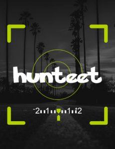 Descarga la app gratuita de Hunteet, una app móvil para ganar premios haciendo fotos