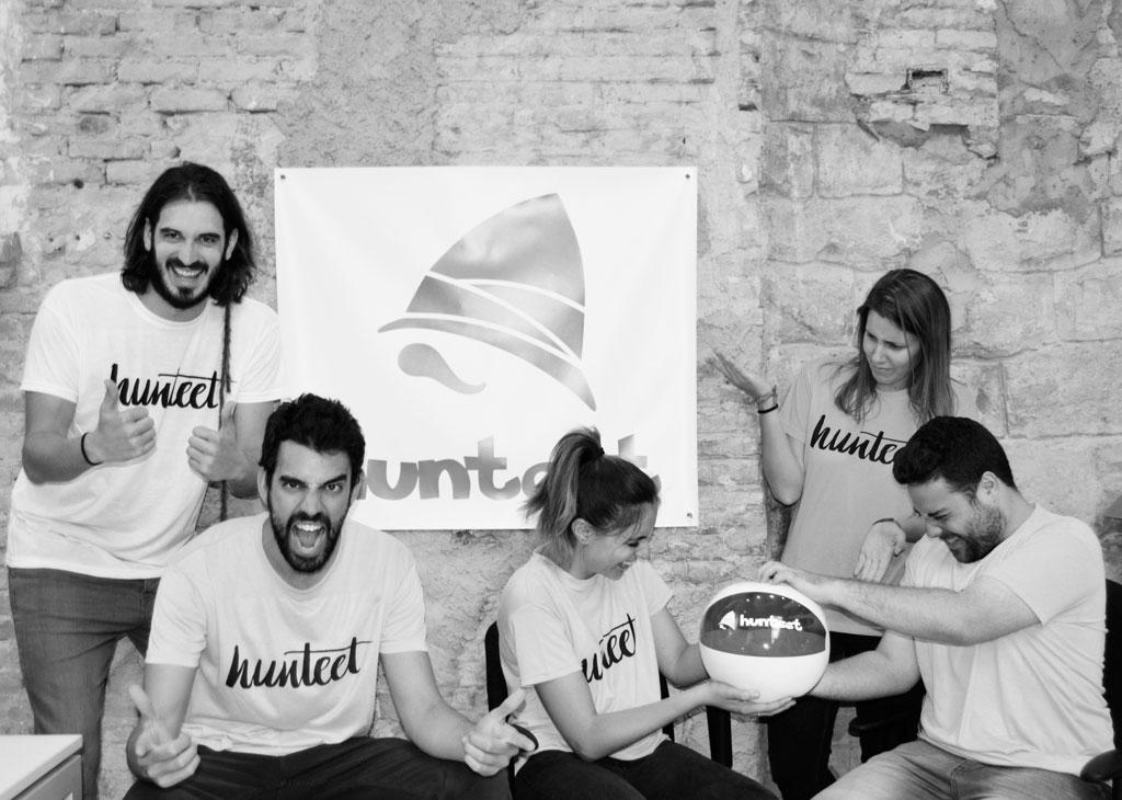 Equipo Hunteet