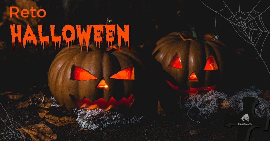 Portada del reto Halloween