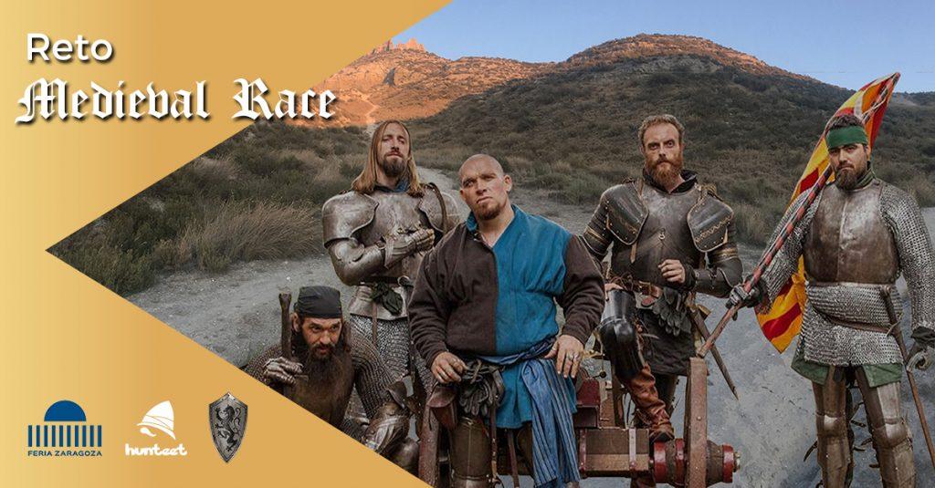 Medieval Race 2017, la carrera medieval de obstáculos que estabas esperando, ¿te atreves?