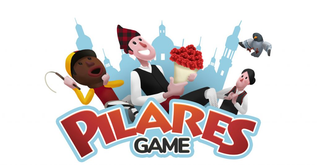 Videojuego Pilares Game, el videojuego oficial de los pilares, si te lo descargas y participas en el reto Hunteet Pilares Game, podrás ganar una bicicleta Orbea