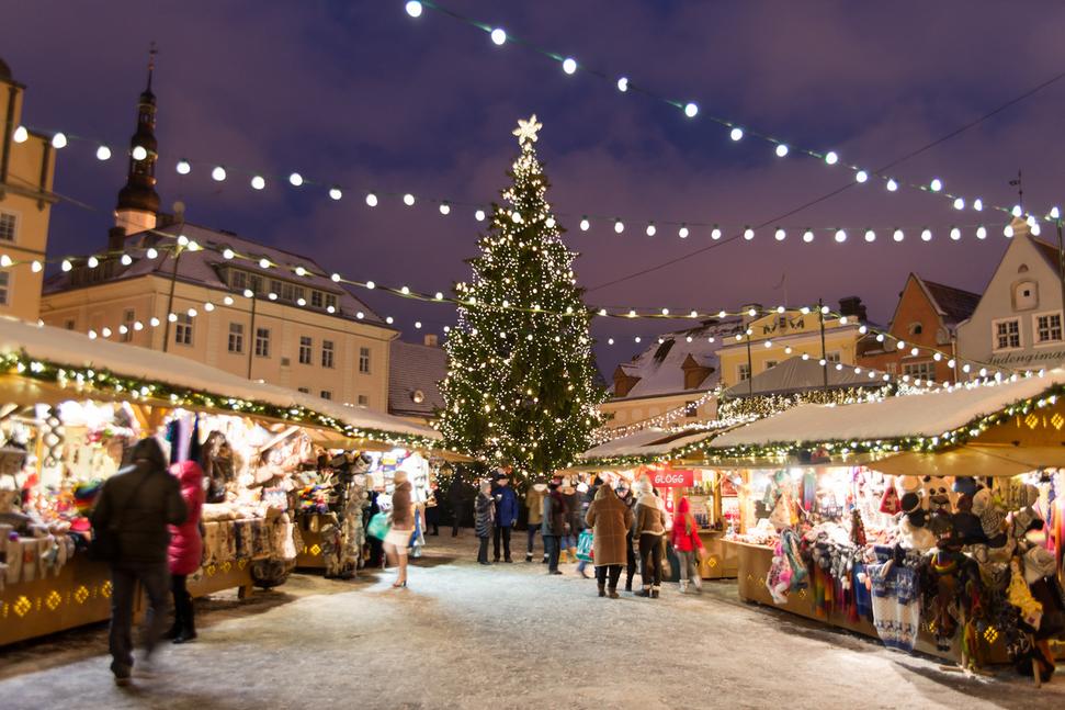 Los mercadillos navideños son muy tradicionales en esta época del año, sobre todo en Europa, y cada vez más en España, donde ya cuentan con una larga tradición