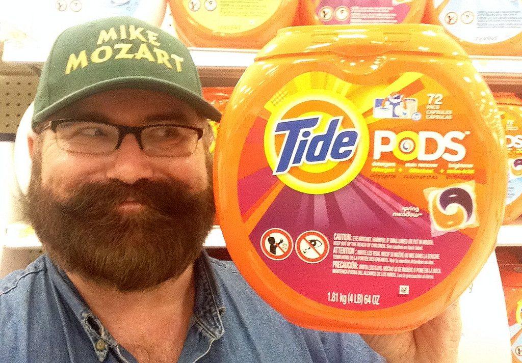 Tide Pods Challenge, el reto viral de comer pastillas de detergente de lavavajillas