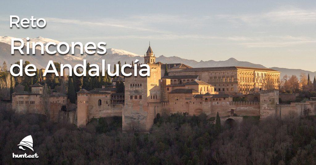 Reto Rincones de Andalucía, sube una foto de Andalucía y gana premios gratis por el Día de Andalucía
