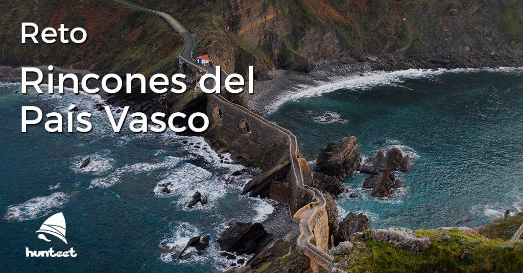 Reto Rincones del Pais Vasco sube una foto del pais vasco y gana una smartbox