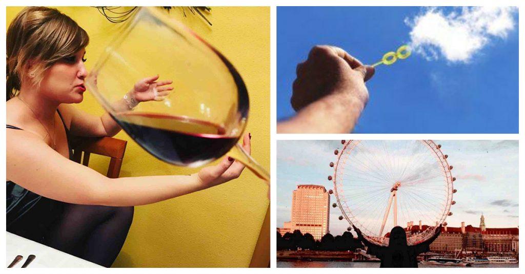 Las fotos ganadoras del reto mi perspectiva que ganaron premios subiendo fotos a la app Hunteet