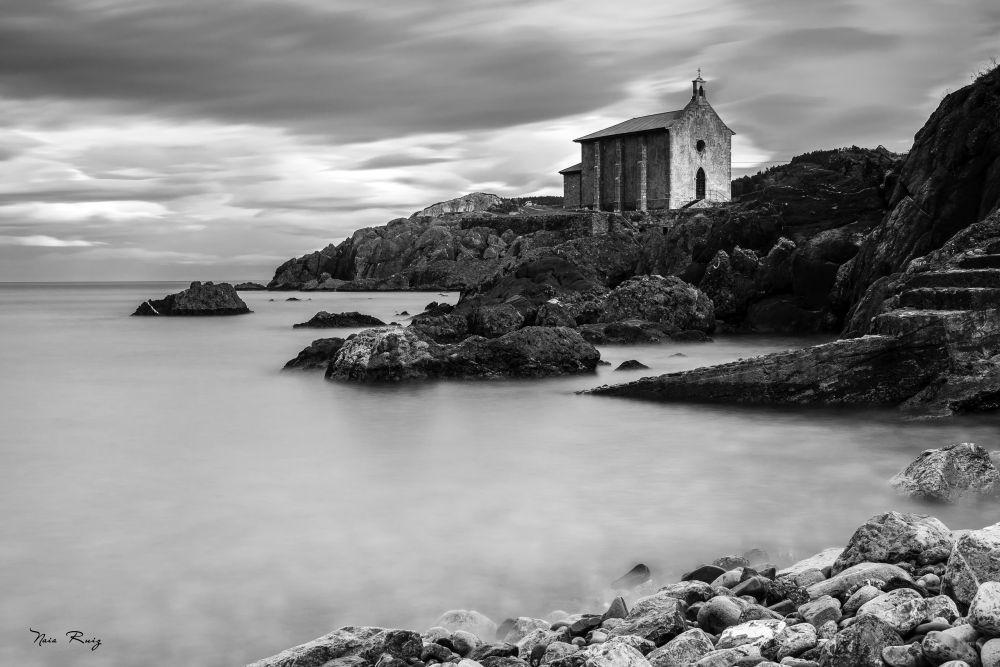 Naia ganadora del reto mensual rincones del País Vasco ganó una Smartbox por subir una foto a la app gratuita Hunteet