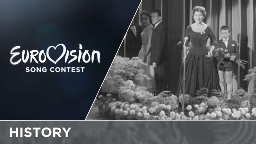 Eurovisión 1956 fue la primera edición de este divertido concurso musical entre naciones