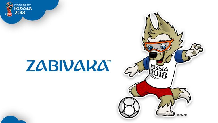 Zabivaka es la mascota del Mundial de Rusia 2018 un husky siberiano muy simpático que quiere ser futbolista