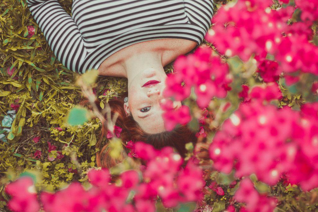 En primavera, ¡las fotos no necesitan filtros!
