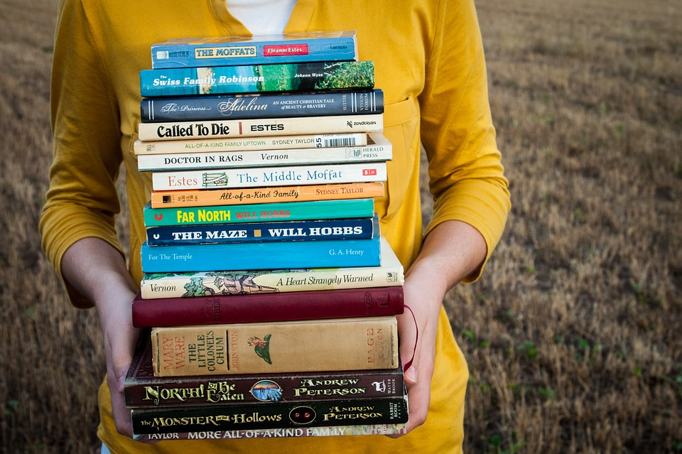 Libros y más libros para celebrar el Día del Libro