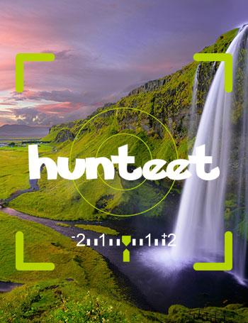 Fotografía los mejores momentos, sube tus fotos a los retos y gana premios gratis con la app gratis Hunteet