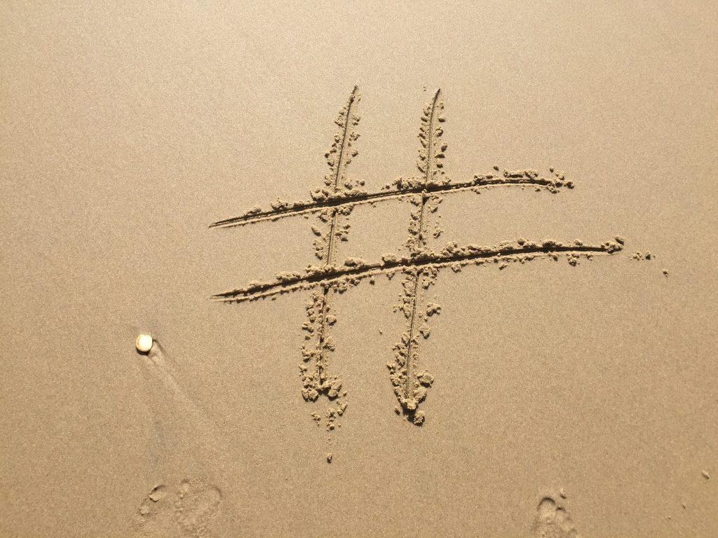 Hashtag Day de dónde viene este famoso simbolo