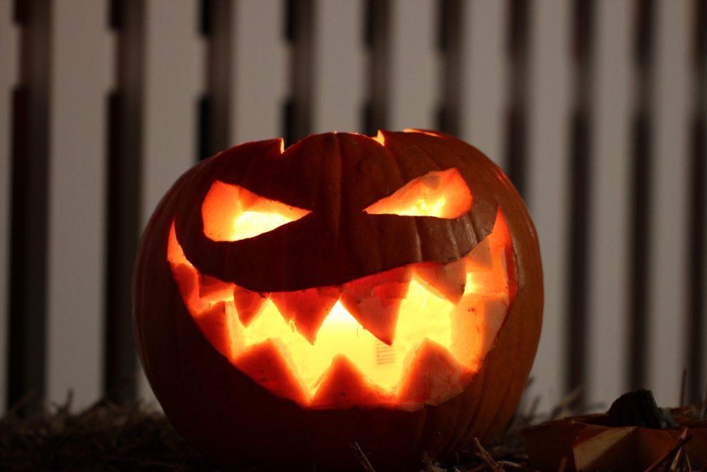La historia del Jack-o'-lantern Halloween