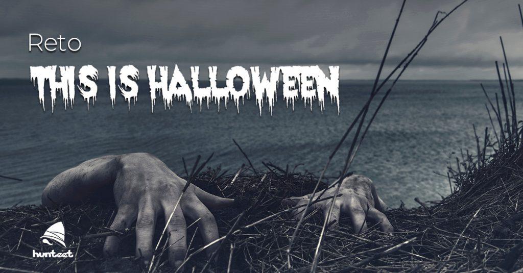 Reto This is Halloween en Hunteet participa y gana premios