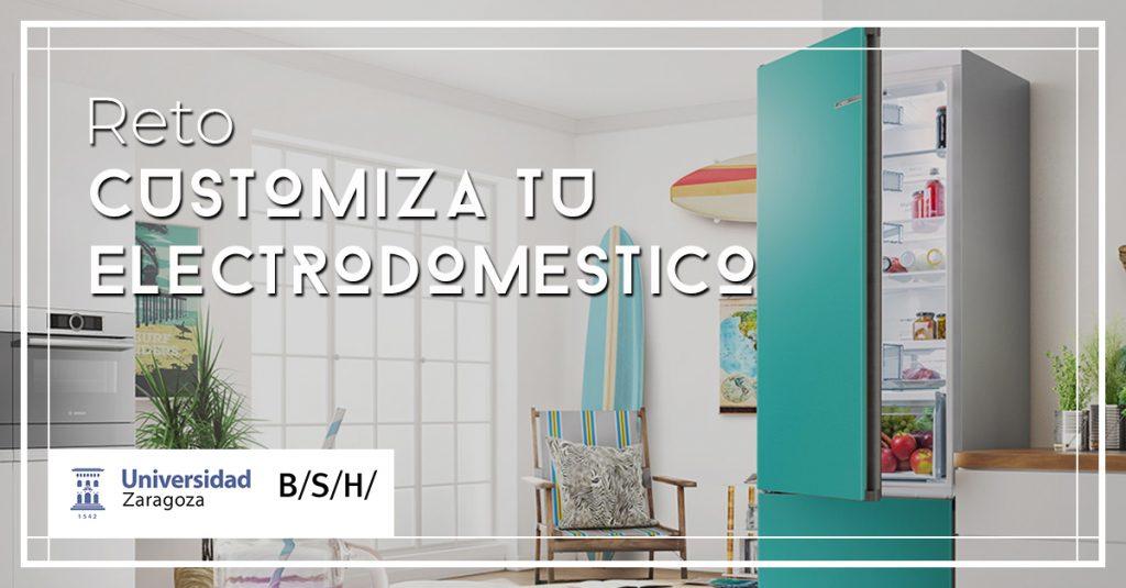 Reto customiza tu electrodoméstico sube tu foto y gana premios con BSH