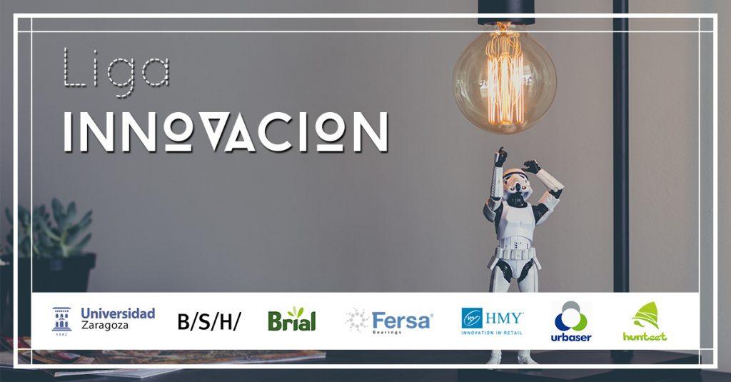 Liga Innovación 2018 - 2019 ¡Participa!