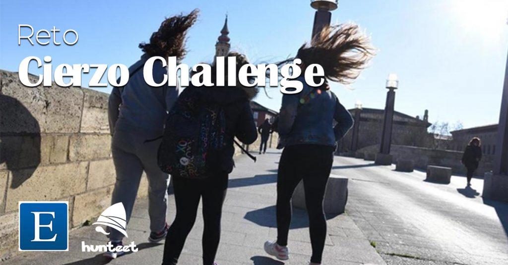 Participa en el Cierzo Challenge el reto más divertido de Zaragoza y gana premios mientras te diviertes haciendo challenges