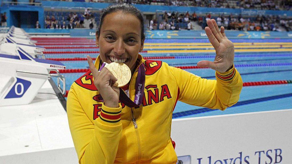 Teresa Perales es una de las mujeres más influyentes en el deporte para muchos en la natación adaptada