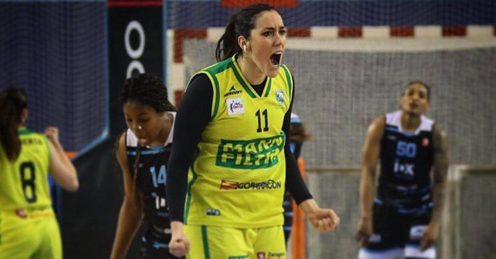 Entrevista a Vega Gimeno baloncestista del equipo MANN-FILTER que no te puedes perder