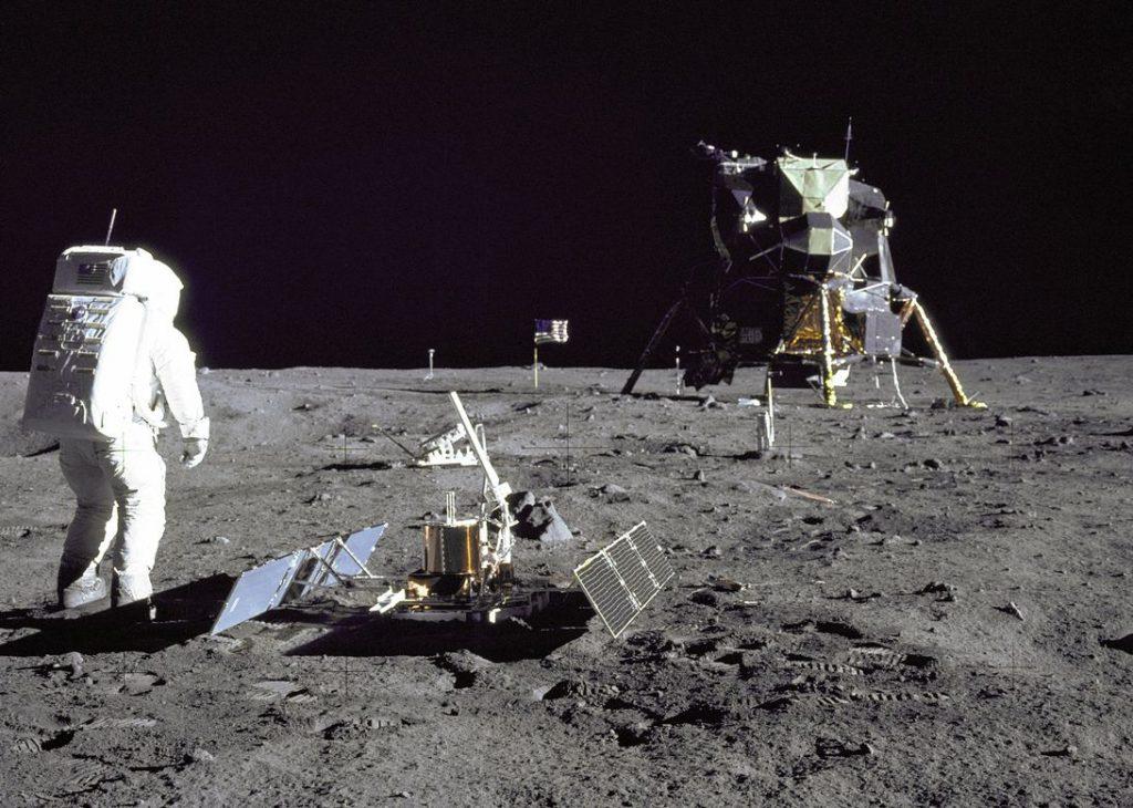 La misión del Apollo 11 para llegar a la luna fue un hito en la historia - Cnet