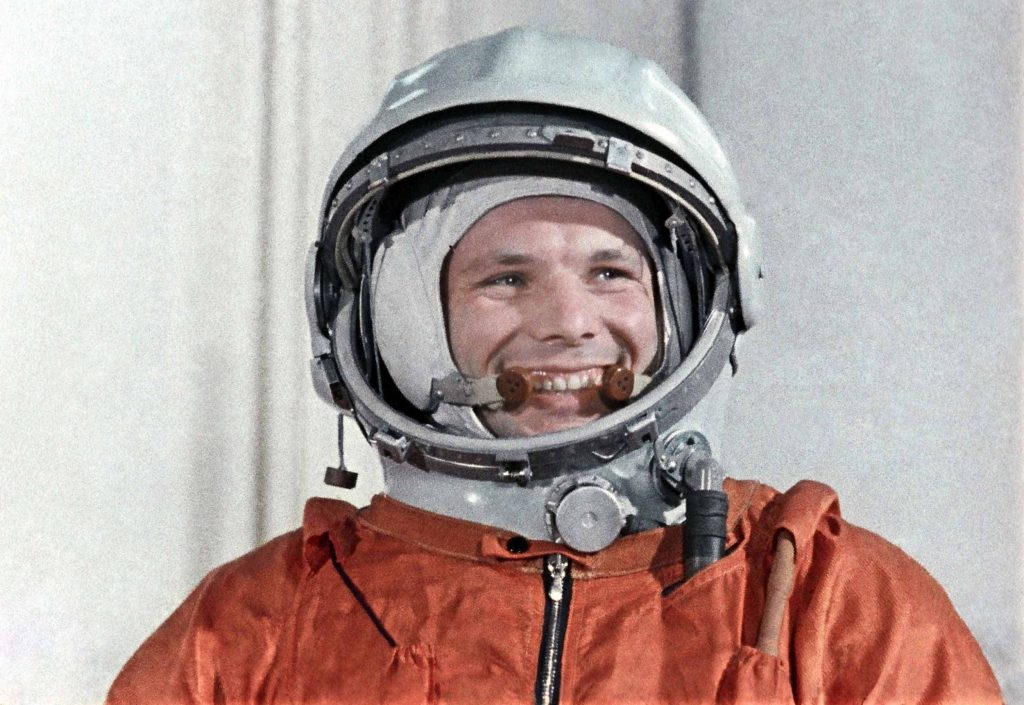 Yuri Gagarin fue el primer ser humano en viajar al espacio y la órbita terrestre - Info 7
