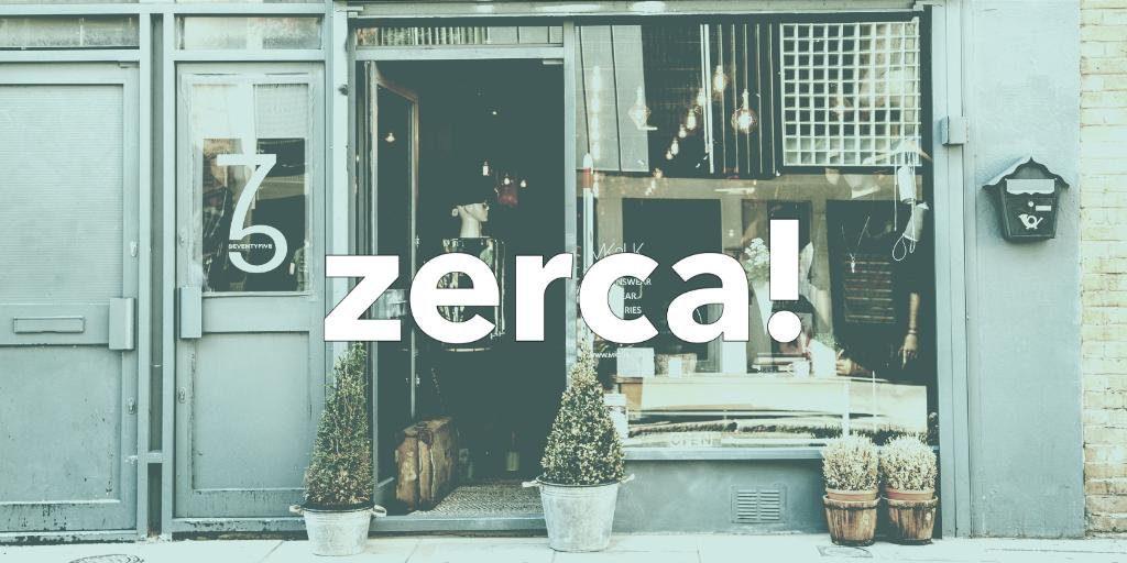 zerca! el Amazon aragonés ha llegado para quedarse y apoyar al comercio local
