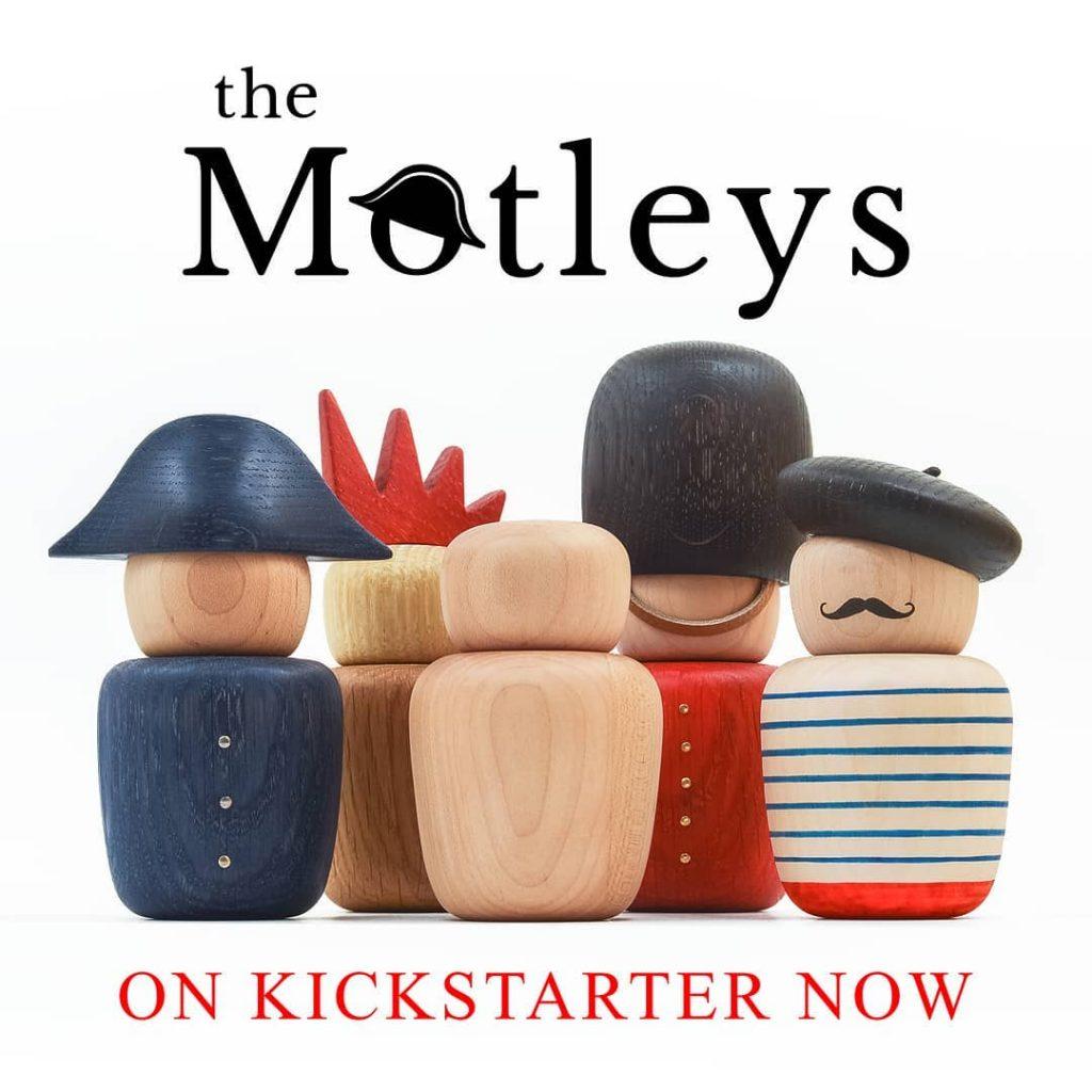 The Motleys en kickstarter, apoya su campaña para llevar la tolerancia y la aceptación por todo el mundo