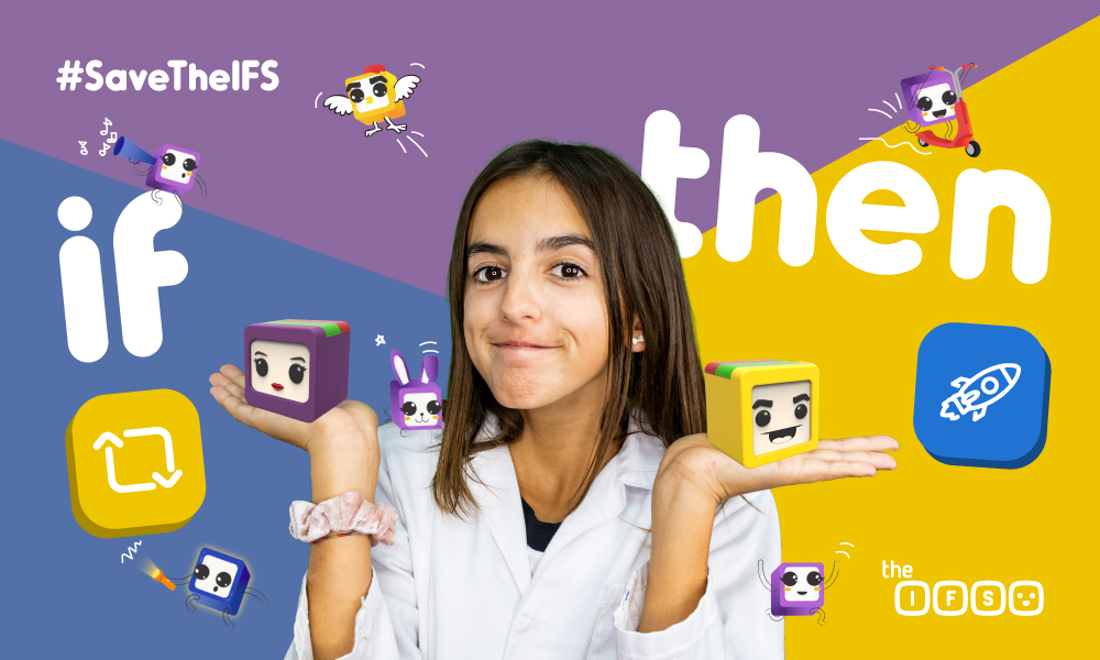 Marta nos invita a salvar a The Ifs con la campaña en kickstarter de #SaveTheIfs