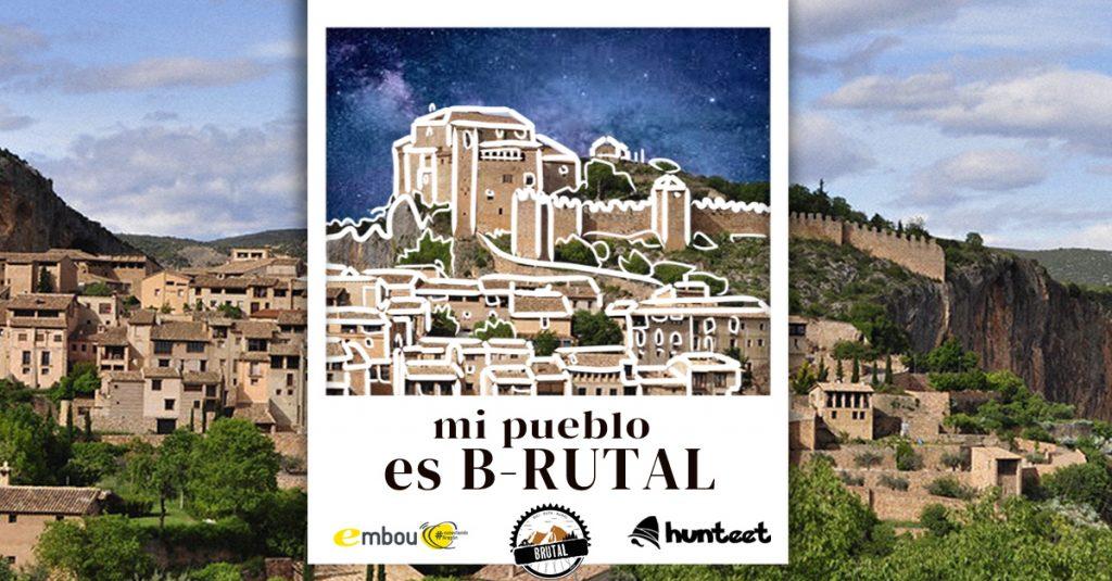 Mi pueblo el B-Rutal - Reto fotográfico en la app gratis Hunteet