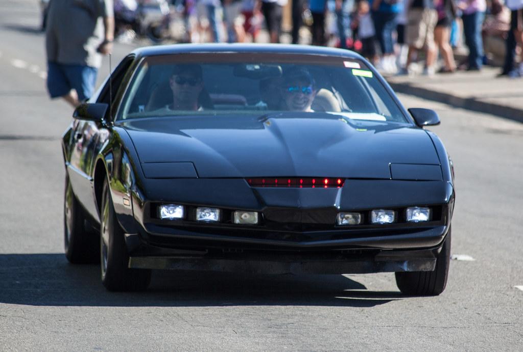 Fuente Flickr - Michael Knight y Kitt, El coche fantástico