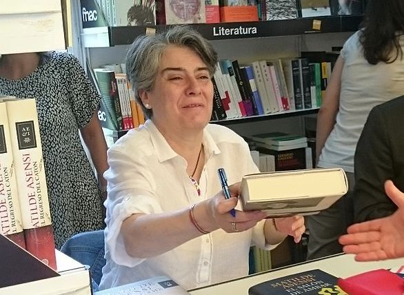 Matilde-Asensi-escritora-de-El-ultimo-catón-uno-de-los-libros-recomendados