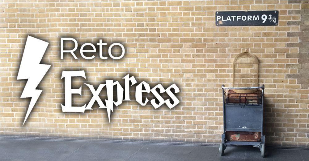Reto Express: Crea tu varita
