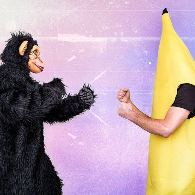 La fruta más divertida