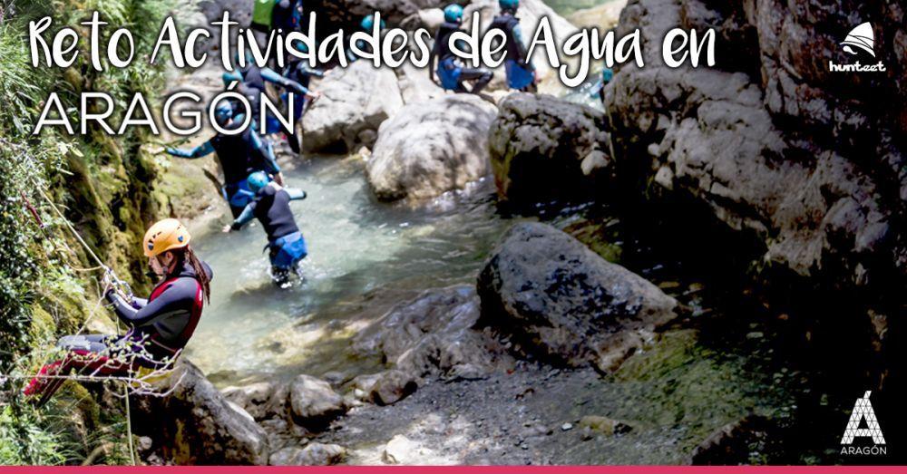 Actividades de agua en Aragón