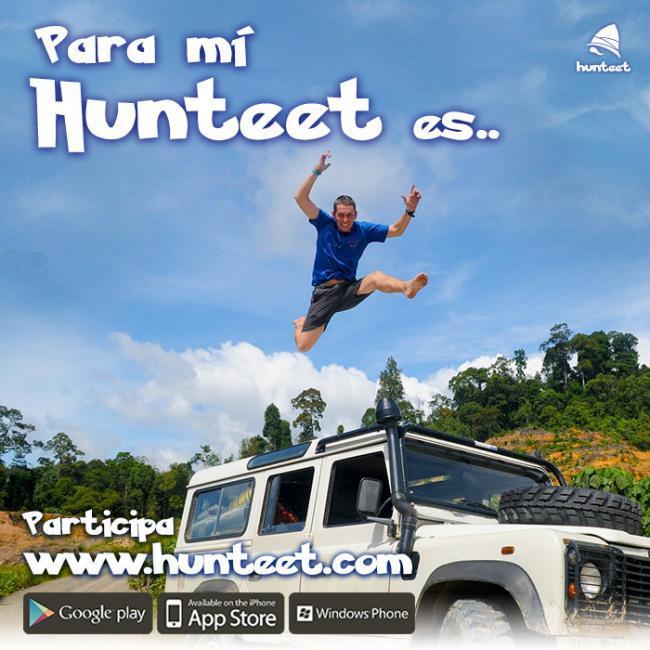 Para mí Hunteet es...