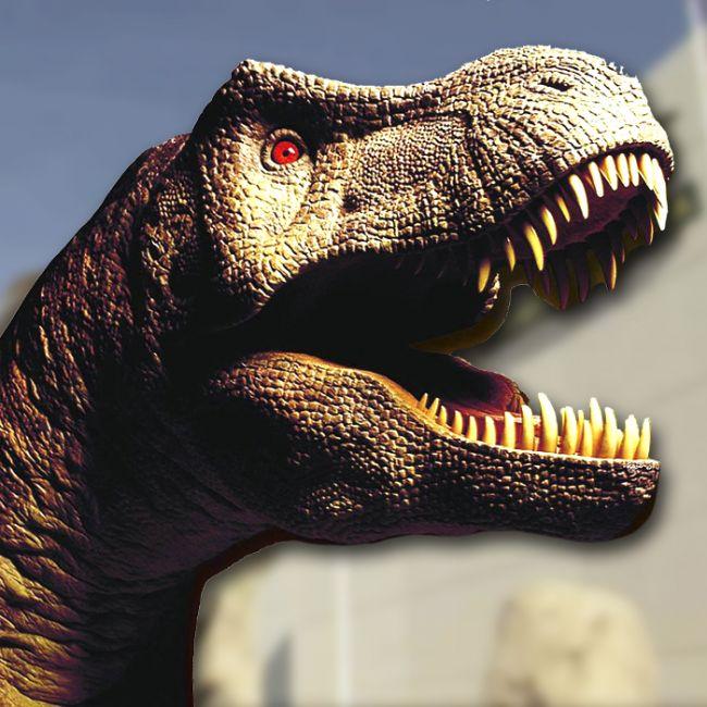 Soy un dinosaurio