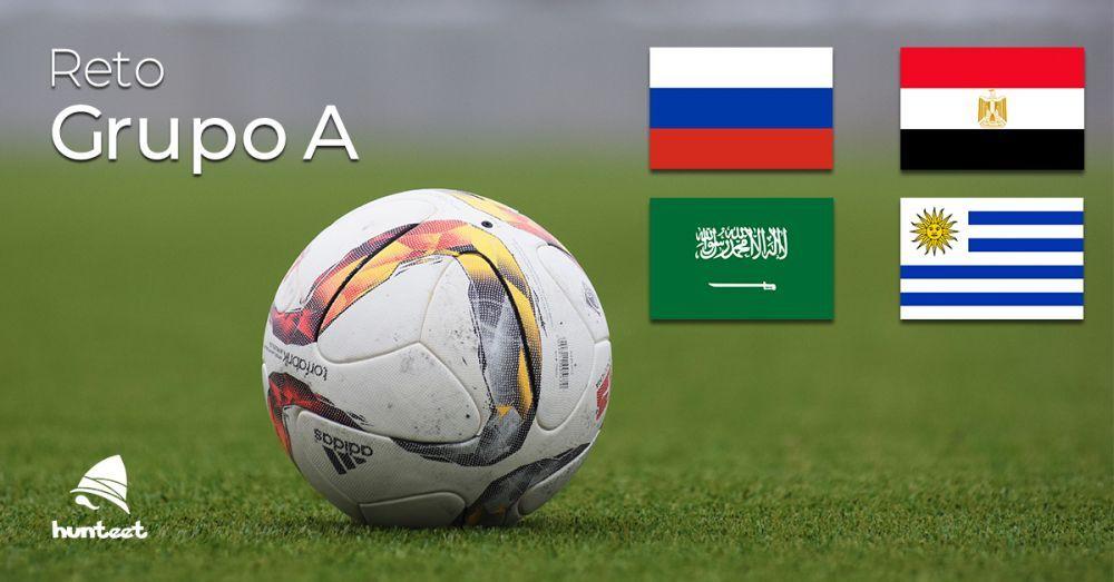 Grupo A: Mundial Rusia 2018