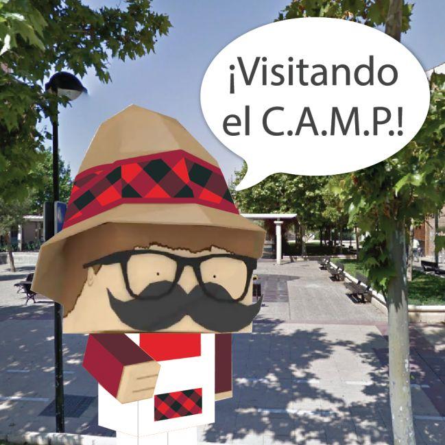 Visita al C.A.M.P.