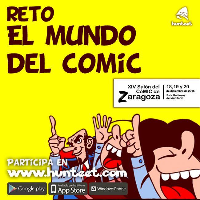 El mundo del cómic