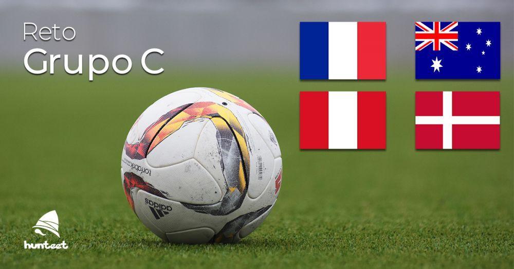 Grupo C: Mundial Rusia 2018