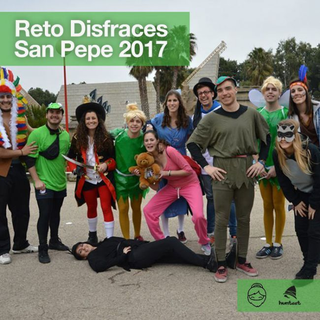 Disfraces San Pepe 2017