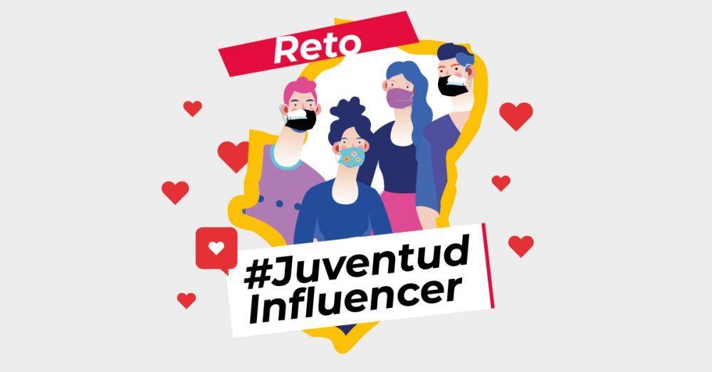 #JuventudInfluencer