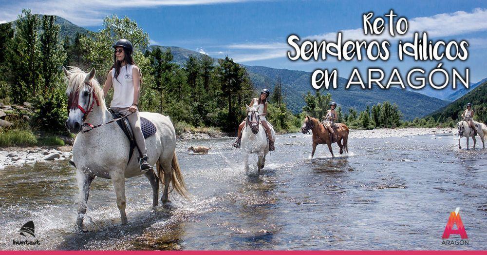 Senderos idílicos en Aragón